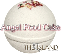 Angel Food Cake 4.5 oz Bath Bomb