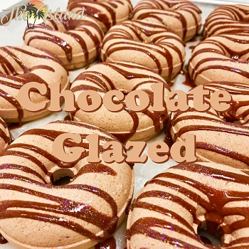 Chocolate Glazed Donuts 6.5 oz Bath Bomb