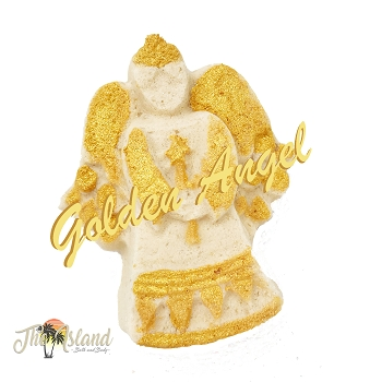 Golden Angel 4 oz Bath Bomb