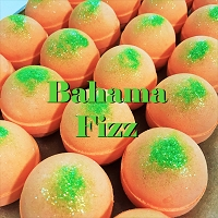 Bahama Fizz 5.5 oz Bubble Bath Bomb