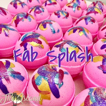 Fab Splash Bath Bomb