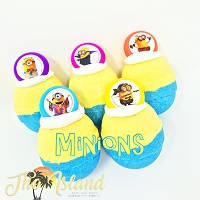 Minions Frosted 5.5 oz Bath Bomb