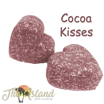 Cocoa Kisses Shampoo Bar