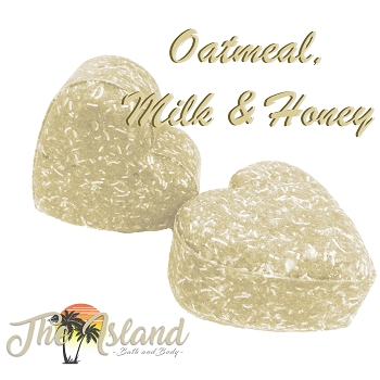 Oatmeal, Milk & Honey Shampoo Bar