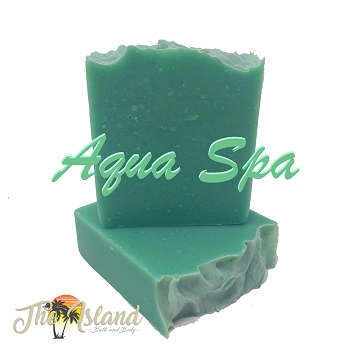 Aqua Spa Premium Coconut Milk Soap
