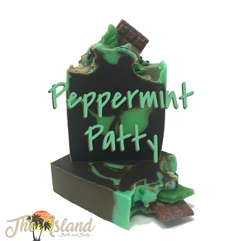 Peppermint Patty Coconut Milk Soap