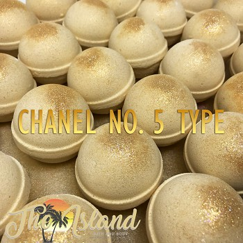 Chanel No 5 Type 6.5 oz Bath Bomb