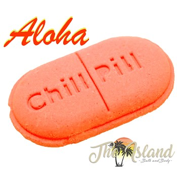 Aloha Chill Pill 6.5 oz Bath Bomb