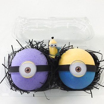 Minion Surprise XL Bath Bomb Gift Set