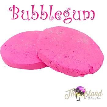 Bubblegum Bubble Bath Bars