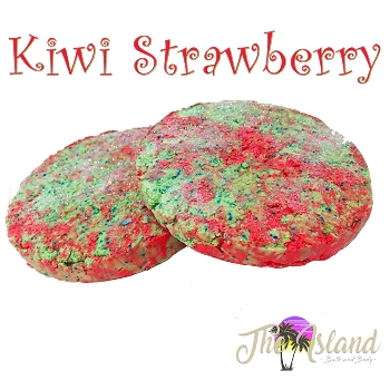 Kiwi Strawberry Bubble Bath Bar