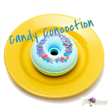 Candy Concoction Donut Bath Bombs