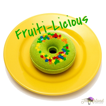 Fruiti-Licious 6.5 oz Donut Bath Bombs