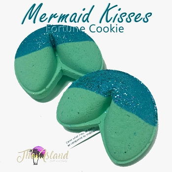 Mermaid Kisses Fortune Bombs