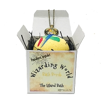 School Bath Bomb Gift Box with Pendant