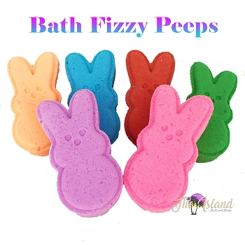 My Peeps Bath Bombs