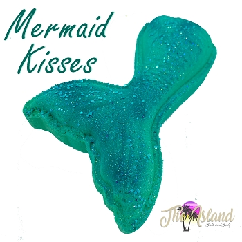 Mermaid Kisses Tails Bath Bombs