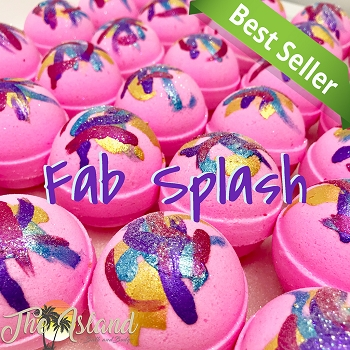 Fab Splash 5.5 oz Bath Bomb