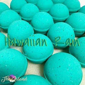 Hawaiian Rain 5.5 oz Bath Bombs