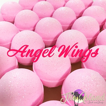 Angel Wings 2 oz Bath Bombs