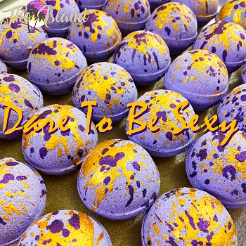 Dare To Be Sexy 2 oz Bath Bombs
