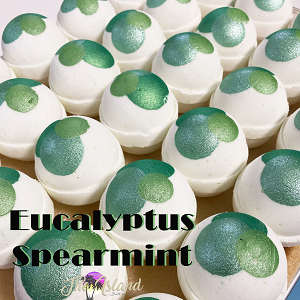 Eucalyptus Spearmint 5.5 oz Bath Bomb