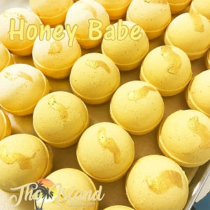 Honey Babe 5.5 oz Bath Bombs