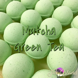 Matcha Green Tea 5.5 oz Bath Bombs
