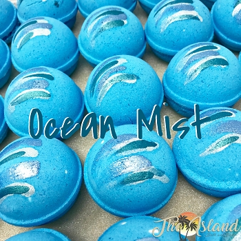 Ocean Mist 2 oz Bath Bombs