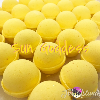 Sun Goddess 2 oz Bath Bombs