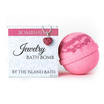 Bombshell Jewelry Bath Bomb