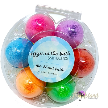 Eggie In The Bath Gift Set
