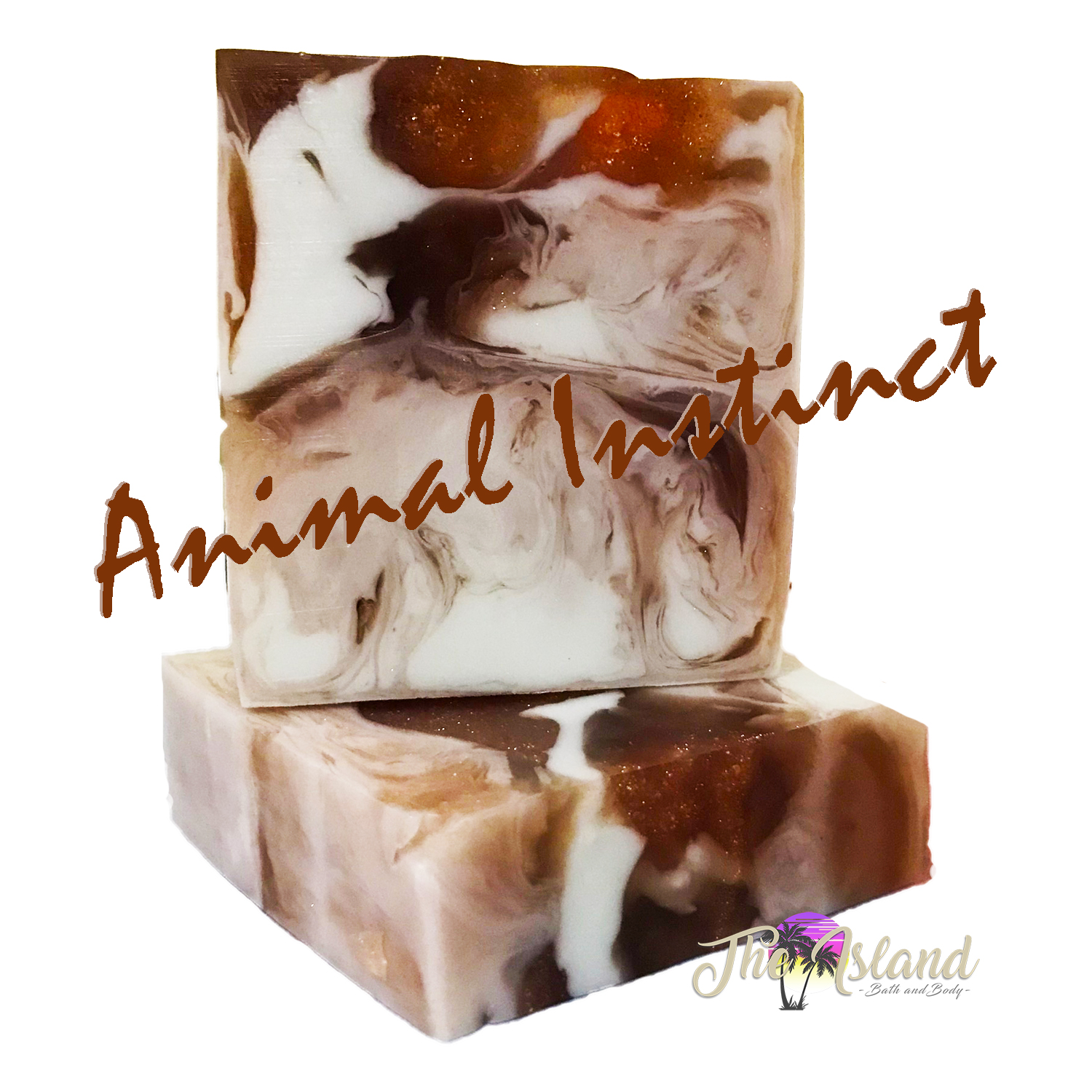Animal Instinct Coconut Milk Soap