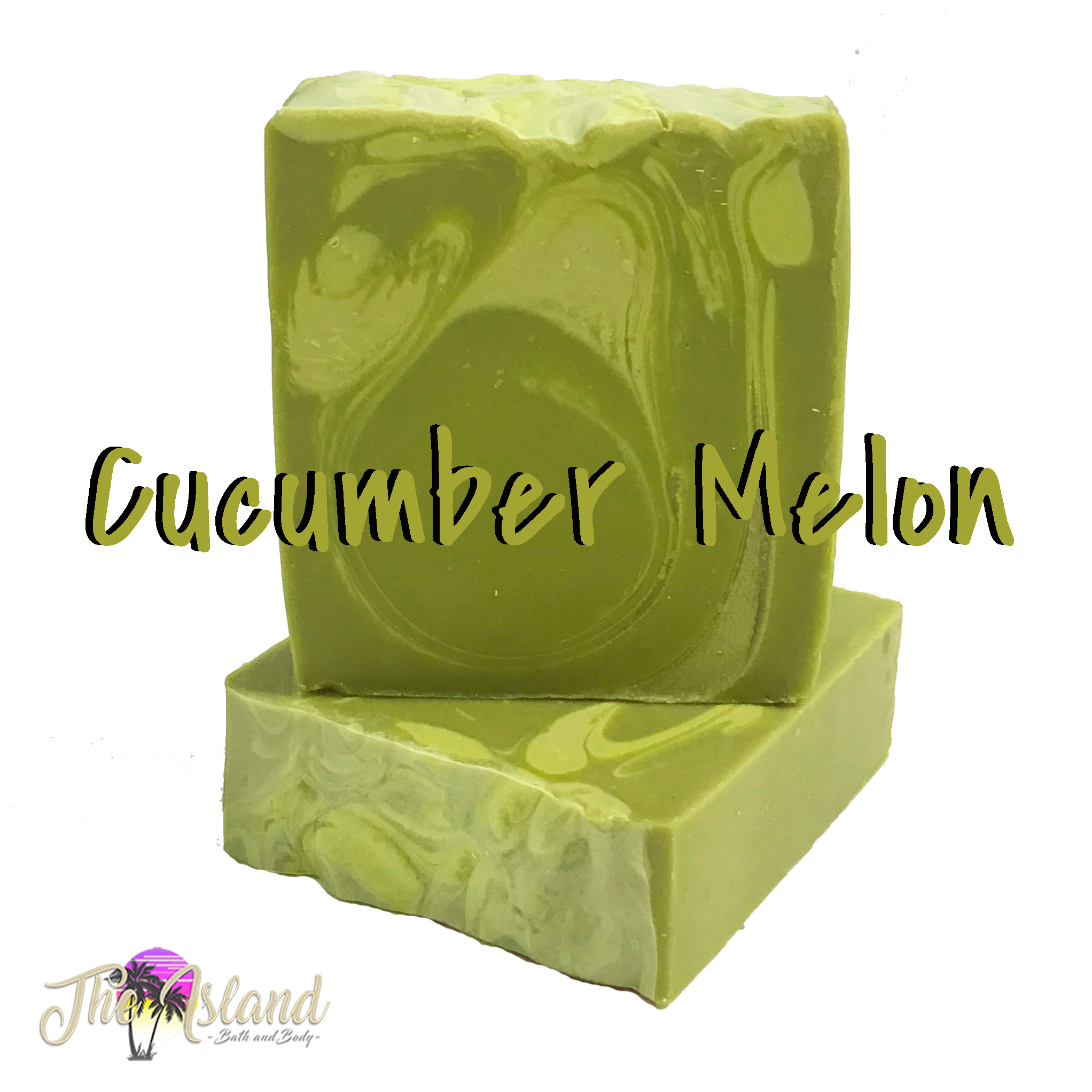 Cucumber Melon Coconut Milk Soap