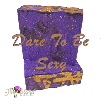 Dare To Be Sexy Coconut Milk Soap