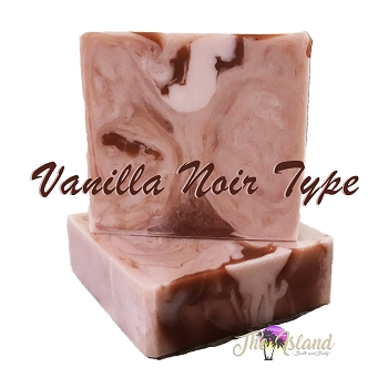 Vanilla Noir Coconut Milk Soap