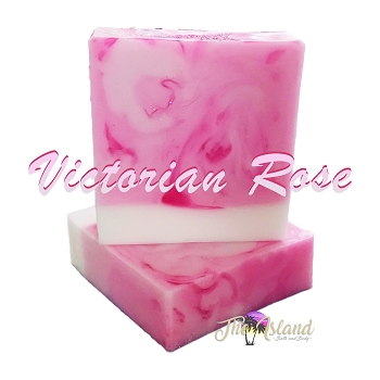 Victorian Rose Coconut Milk Soap